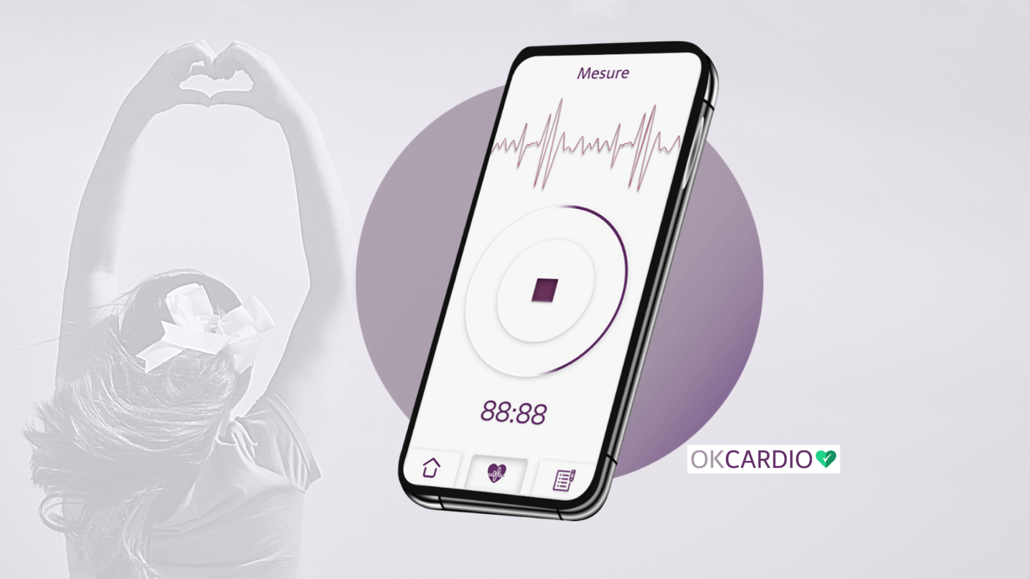 Pryv HeartKinetics Home Cardiac Monitoring